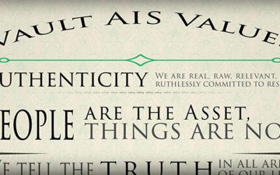 Vault AIS Values