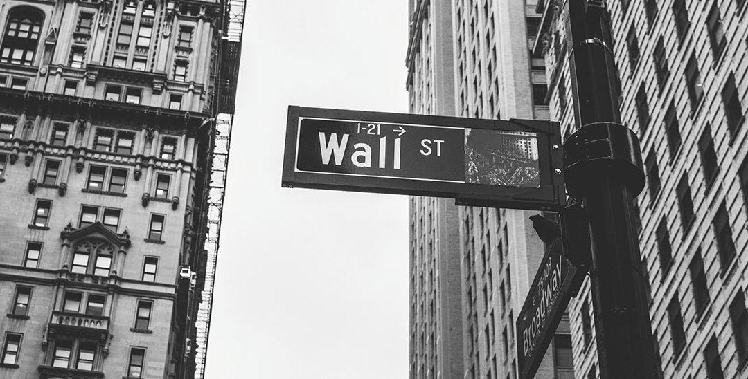 Wall Street = Sedation