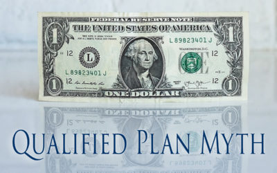 The Qualified Plan Myth